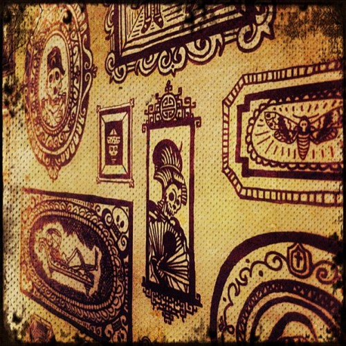 SugarSkulls at SugarHill (Taken with instagram)