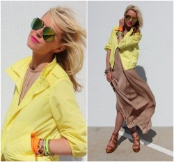 Neon/Neutral (by Blair E.)