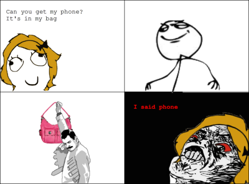 My first Rage Comic