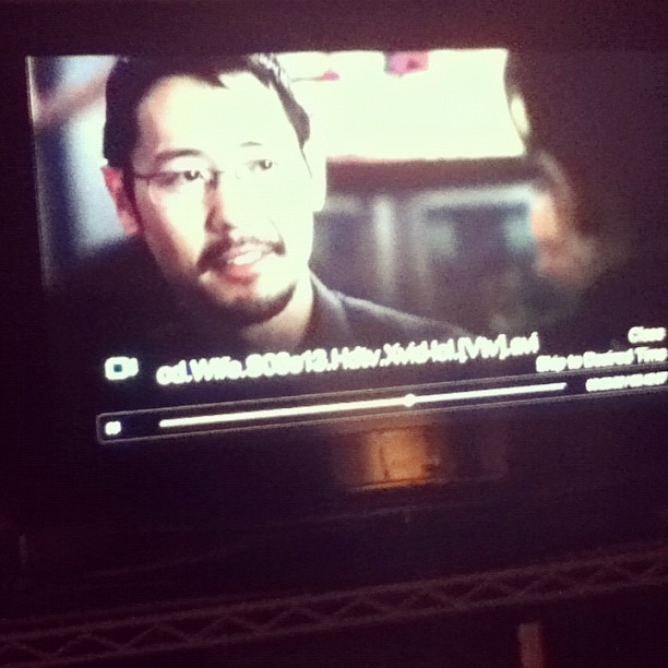 #Omg it's Asian Daniel Munn.  (Taken with instagram)
