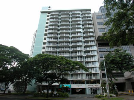 $1,375/month - Ala Moana Towers #607 - Honolulu ***UPDATE: February 13, 2013 – We apologize but the scheduled showings for this unit on FRIDAY, FEBRUARY 15, 2013 at 10:00 AM and another one at 4:00 PM has been CANCELLED. The NEW scheduled showing for this vacancy is on TUESDAY, FEBRUARY 19, 2013 at 4:00pm.  The address for this apartment is 1617 KAPIOLANI BLVD., HONOLULU, HI 96814. You will be meeting with Terri Keim (S) of Hawaiian Island Commercial Ltd. This is a secured building so please be sure to wait for her at the entrance gate located on the left-hand side of the restaurant, Pho One, (Kapiolani Blvd. side of the building). PLEASE CALL MICHELLE at (808) 946-3221 to confirm your attendance. Leave a voicemail containing your name, contact number & the specific vacancy name/address you are interested in if the Administrative Assistant doesn't answer the phone. FAILURE TO CALL & CONFIRM THAT YOU WILL BE COMING MAY RESULT IN THE SHOWING BEING CANCELLED. Please hold all your questions for the showing. Due to a hectic work schedule, all requests for a private showing will be denied. We apologize for this inconvenience. Time slots and dates for future showings will be posted as they become available. Thank you very much for your patience and cooperation.*** Corner unit located on the 6th floor Clean and well-maintained partly furnished 1bdrm/1bath/1parking stall Utilities included in rent (water, electric) Cable and land phone separate New Carpets/Drapes Coin operated laundry No smoking Pets allowed(under 30 pounds)  accompanied with pet insurance Conveniently located near shopping center, restaurants and bus line 6 months lease $1,375/month