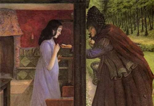 Snow White — Angela Barrett