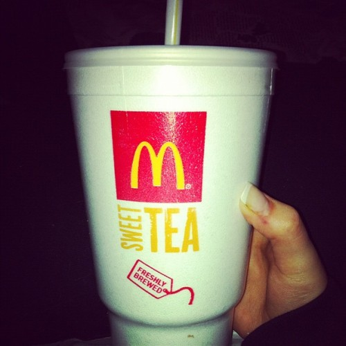Oh sweet tea how I heart you.  (Taken with instagram)