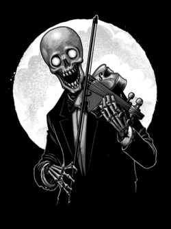 PLAY THE SONG OF DEATH buy artprint @Society6 http://society6.com/digitalorgasm/PLAY-THE-SONG-OF-DEATH-H6I_Print