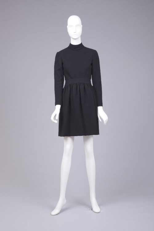 Dress Donald Brooks, 1968 The Goldstein Museum of Design