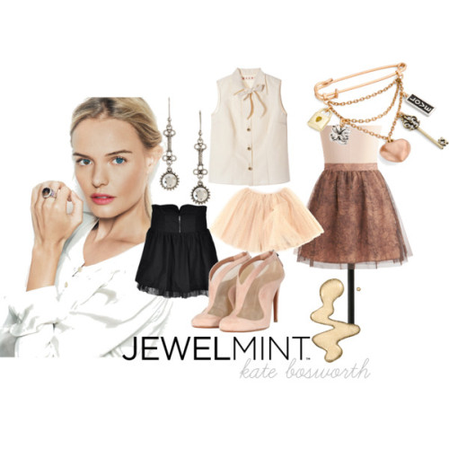Blush with me by arainymelody featuring short skirts Check out my Polyvore!