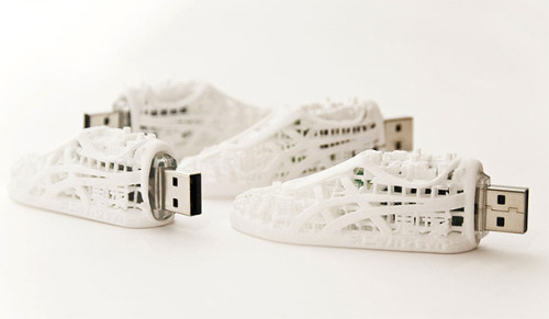 musesofdesign:  (via Ultra Hip USB Shoe from FOC)