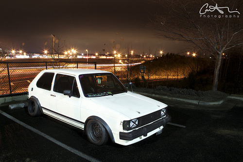 Overlook Starring: Volkswagen Golf (by Carter N)