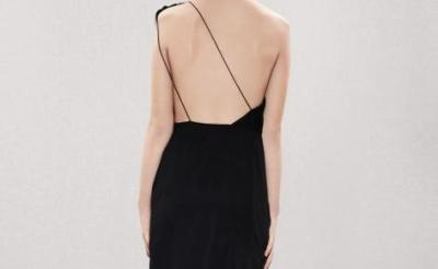 The back of this dress is a dream!
