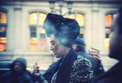 Fashion week Men at Paris… http://www.treetslook.com/2012/01/20/instantanes-aux-defiles-pret-a-porter-homme/