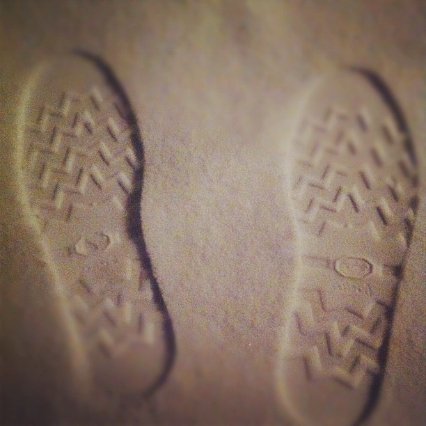 Vibram soles for #deepsearch  (Taken with instagram)