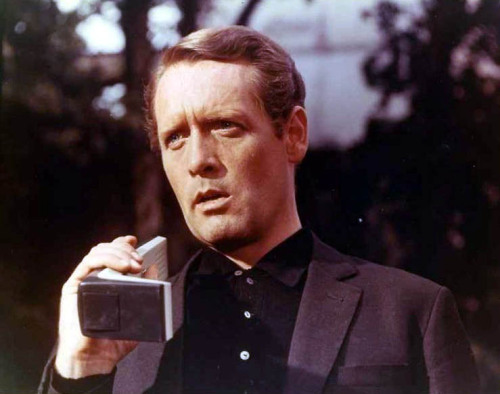 browsethestacks:  susiesnapshot:  Patrick McGoohan in The Prisoner, 1967.   .