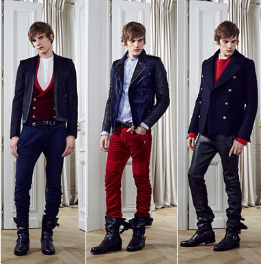 First Look: Balmain Fall 2012 See the full Balmain Fall 2012 men's collection from Paris right now at GQ.com.