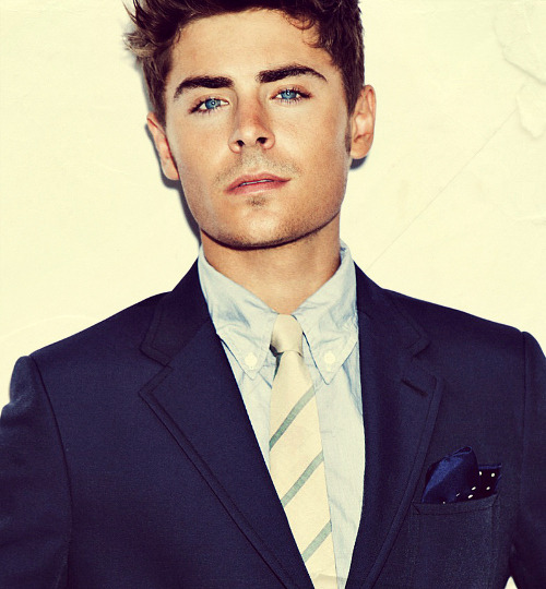 Just Zach Efron being his old, hot Zach Efron self. Sigh.
