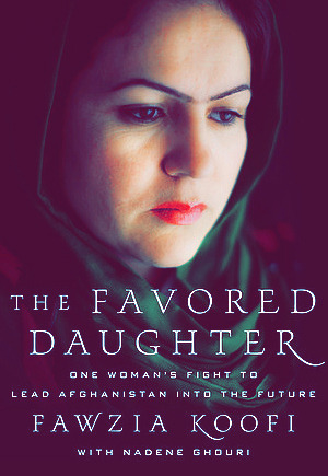 ohinsomnia:    Book Of The Week: The Favored Daughter by Fawzia Koofi & Nadene Gourhi.    On my next reading list along with 1984