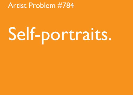 Submitted by: yesterdayartist [#784: Self-portraits.]