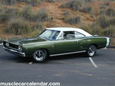 musclecardreaming:  68 Coronet  HAWT!!!