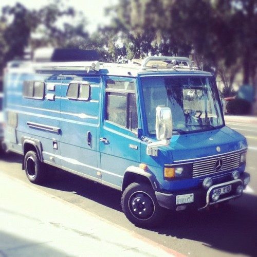 the-wools:  @polerstuff check the adventure mobile that was at the skate park yesterday #campvibes (Taken with Instagram at A Skaters Point (Skate Park) Wowsers. Want. #campvibes