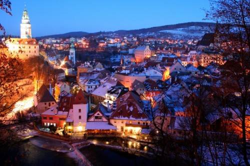 My Bohemian World Ceský Krumlov, Czech Republic