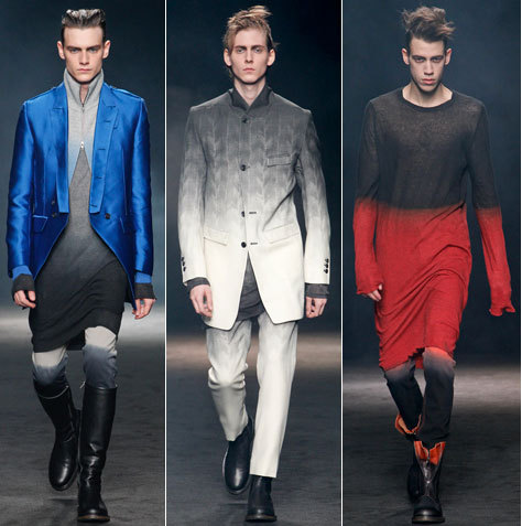 First Look: Ann Demeulemeester Fall 2012 See the full Ann Demeulemeester Fall 2012 men's collection from Paris right now at GQ.com.