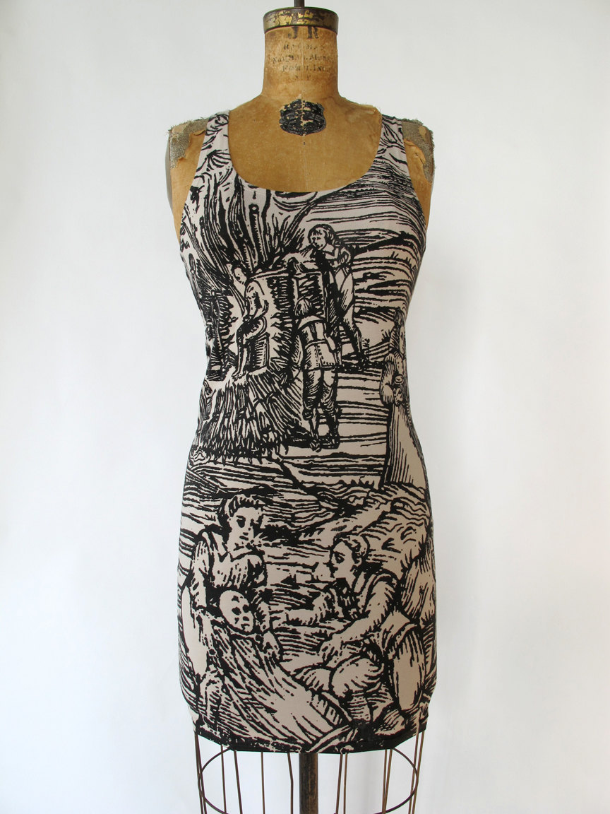 Pretty Snake's WITCH bandage dress is back! Limited quantities! http://www.etsy.com/shop/PrettySnake