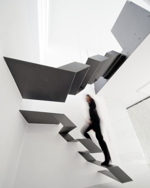 Loft Staircase by Schlosser   Partner