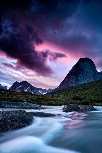 theworldwelivein:  (via Arctic Landscapes on the Behance Network)