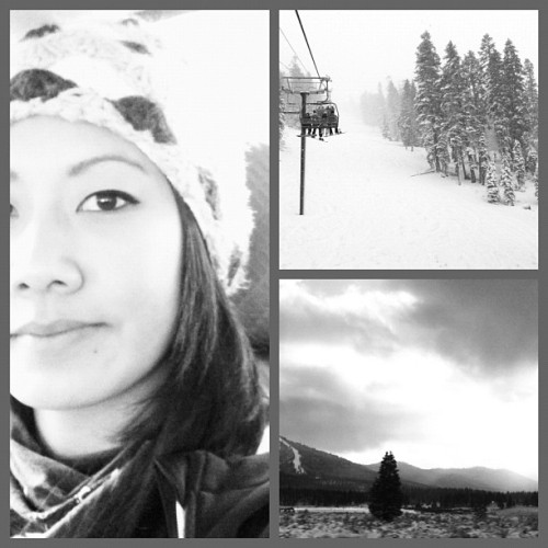 Best sesh so far this season. #winning (Taken with Instagram at Northstar-at-Tahoe™ Resort)