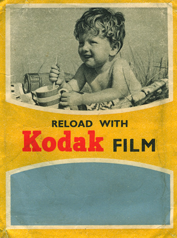 Goodbye Kodak. Probably…
