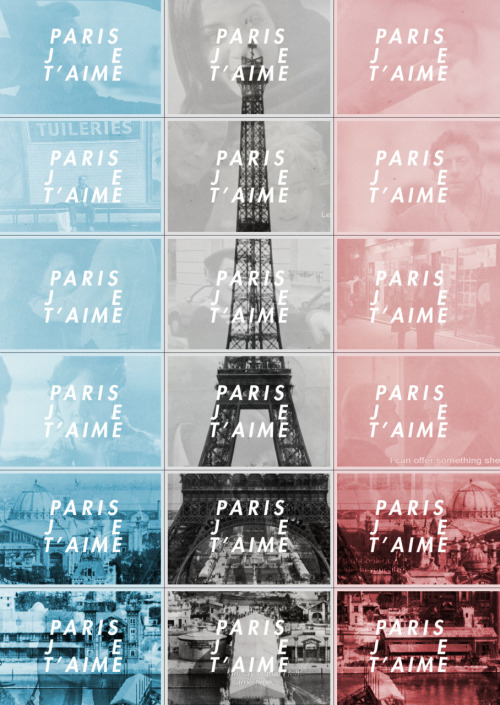 Paris, je t'aime by Mahdi Chowdhury