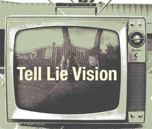 justdada:  Telecinco, Tell Lie Vision…