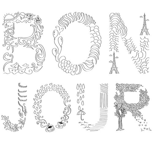 Gorgeous typography.
