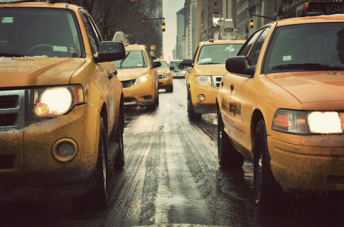 deadmansbest:  Cabs on Flickr.