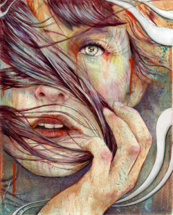 thingssheloves:  (via Opal Art Print by Michael Shapcott | Society6)