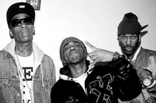 papanelly:  Wiz, Curren$y, and Big Sean