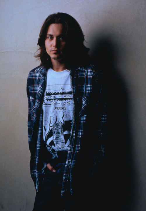 bohemea:  Johnny Depp, 1993