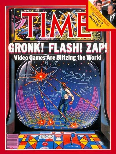 vazetti:  GRONK! FLASH! ZAP!