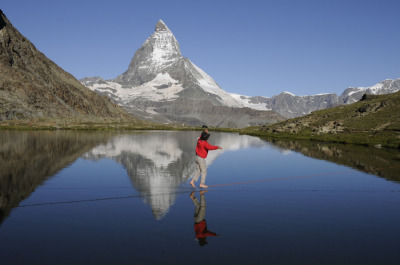 slacksf:  Matterhorn waterline