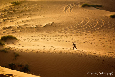 Africans called it the Sand Dunes, I called it Lion King Niger 2012