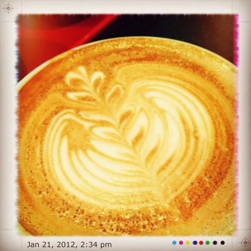 Left happy. (Taken with Instagram at Ritual Coffee Roasters)