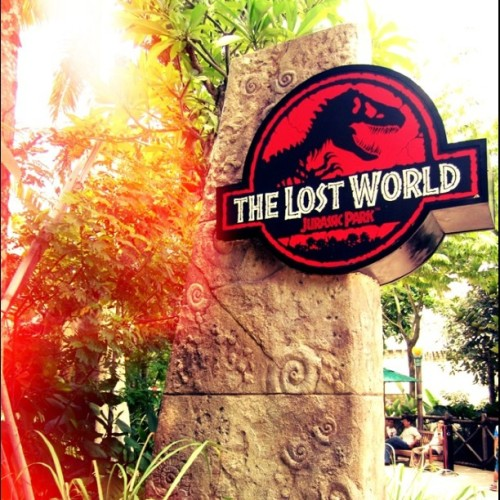 #uss #universalstudios #singapore #jurassic (Taken with instagram)