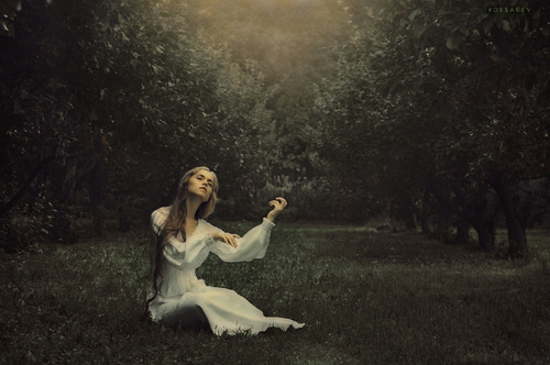 whimsicalepiphany:  Julia by ~rossalev-andrey on deviantART