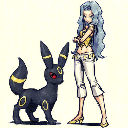 ~Kanto/Johto Elite Four And Champion!!