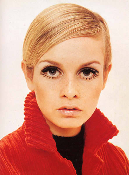 old-ads-and-mags:  Twiggy, 1960s