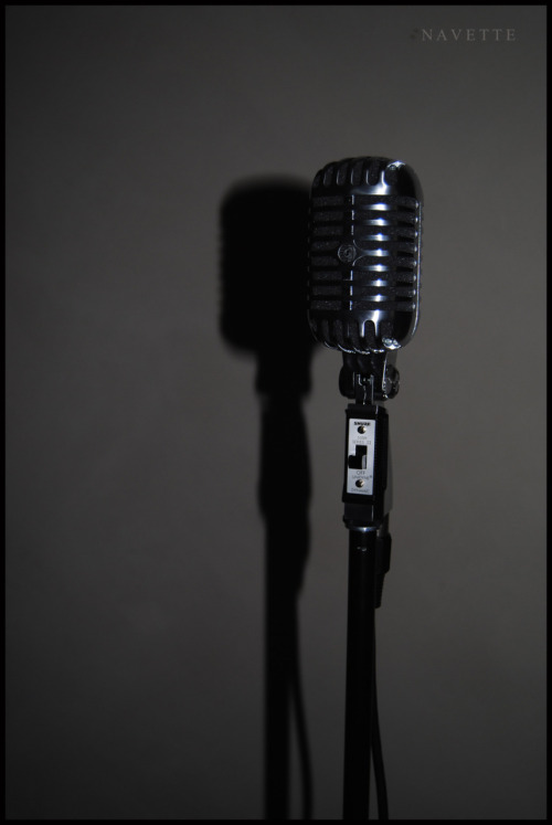 My Microphone! <3