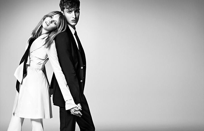 Burberry Black Label Spring Summer 2012 Ad Campaign