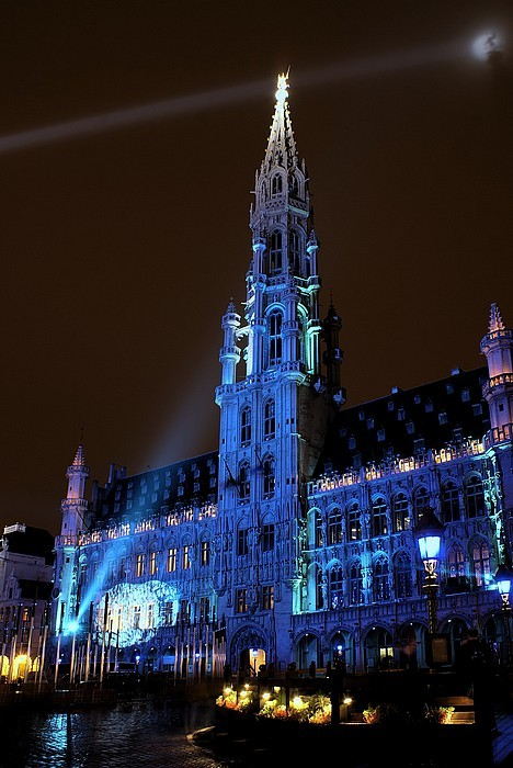 Brussels in Blue