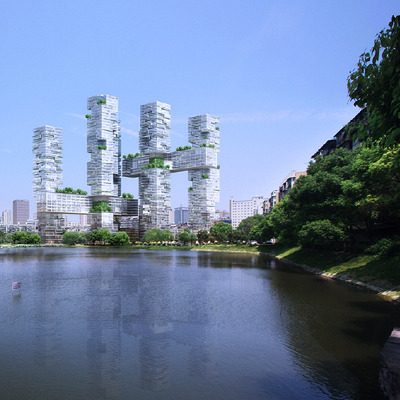 Wuhan Mikado / JDS Architects / 2010