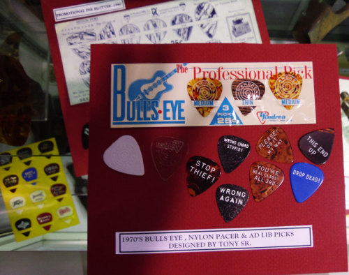 "bulletcable:  NAMM 2012 - lol - 1970's was a funny time ""wrong chord stupid"" ahahahaa"