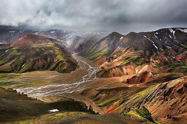 Landmannalaugar by John_Freeman on Flickr.